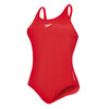 speedo Essential Endurance+ Medalist Badpak Dames rood